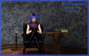 Jellal Fernandes by NGSims3 - The Sims 3 by ng9