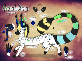 ..::Voodoo Ref::.. by DogsTeeth