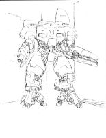 Patrol Mech by RedusTheRiotAct
