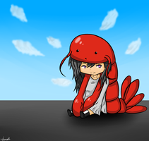 Lobster Suit? by mantoux3