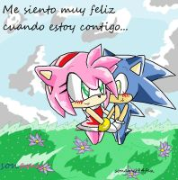 sonamy: chibi love by sonamy94fan