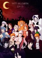 Happy Halloween | BLEACH by DivineImmortality