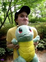 Youngster Joey: Fear mah Squirtle! by Ritzy-kun