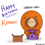 Happy Birthday Kenny by ThreadbareSP