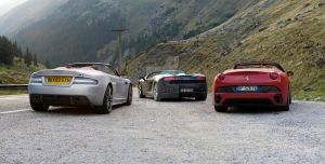 Top Gear: Transfagarasan by tricksul