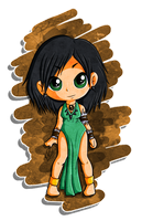 Populous .:Chibi Matak:. by Miapon