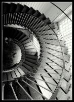 staircase by Mittelfranke