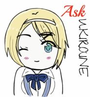 Ask Ukraine by A-Gentle-Flower