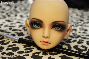 Face-up: Bobobie Ya - 1 by asainemuri