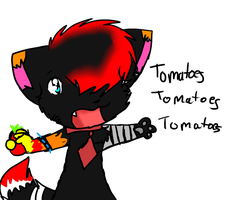 TOMATOES. by HappyxTreexFriends46