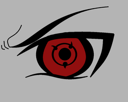 sharingan by KEVSKY-DRAWS
