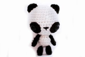 Panda Bear by candypow