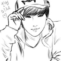 Jinyoung B1A4 by Jin-tan