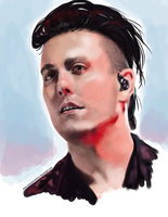Synyster Gates by InnocenceShiro