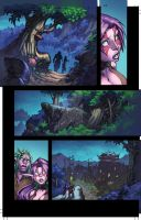 WoW Curse of the Worgen 2 pg22 by Tonywash
