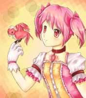 Madoka by Pixiescout