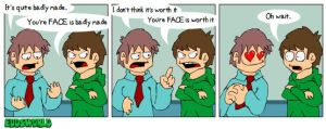 EWcomics No.58 - Comebacks by eddsworld