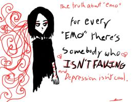 The Truth About Emo by rcsi1