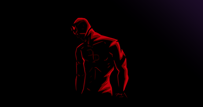 Day 286-DareDevil by Dan21Almeida95