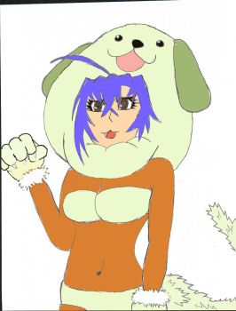 Medaka in a Dog Suit by SpicyTaco1
