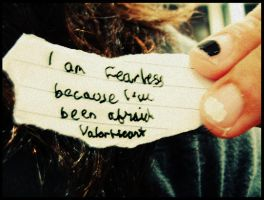 Fearless by ValorHeart