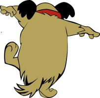 Dancing Muttley by tora-no-andoresu