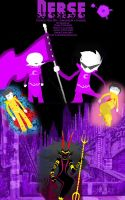 Homestuck Movie: DERSE by Tahru-chan