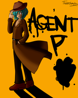 Human Perry The Platypus by the88cherryice