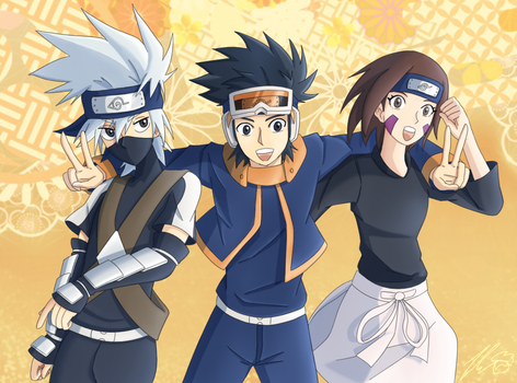 Team Minato by ExothermicEX