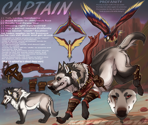 CAPTAIN - SOLD by Kayxer
