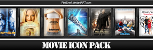 Movie Icon Pack 43 by FirstLine1