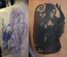 cover up healed by SOULLESSMONSTER