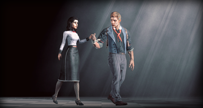 (Burial at Sea SPOILERS!) The Guide by PrincessBloodyMary