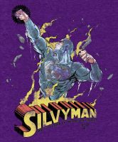 Silvyman and the return of... by MolefaceNZ