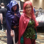 Raven + Ivy Cosplay by ChildoftheBlankPage