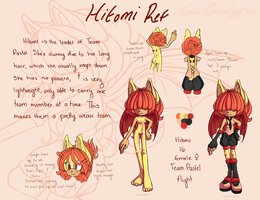 Hitomi Reference by MongooseApples