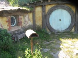 Hobbiton: the real thing2 by damnheliotrope