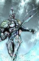 lemurian_wave_strider_armor_by_chuckwalton by Xeno-Crazy