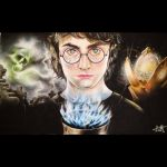 Harry Potter and the Goblet of Fire by moustasha83