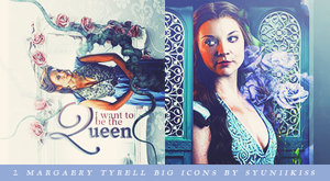 Margaery Icons by Syuniikissing