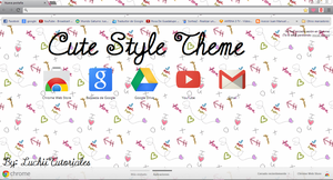 Theme Cute Style by LuchiiTutoriales
