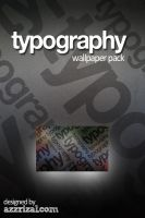 typograpy wall by mrazz