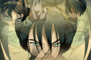 Toph by Man0nn