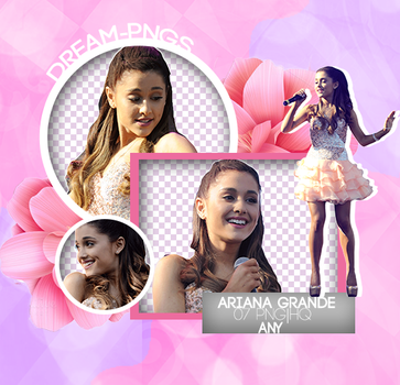 +Pack Png De Ariana Grande 001 by ValePhoto
