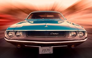 Dodge Challenger 1970 by Nanjenchan