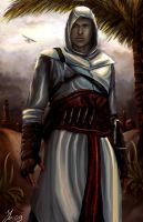 Altair by MrsSun