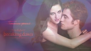 Breaking Dawn - Forever yours by oXGeRRyBeRRyXo