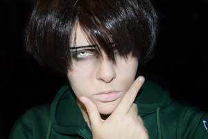 Levi - Swag Master by Pudique