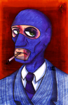 Blu Spy by HenryJDoe