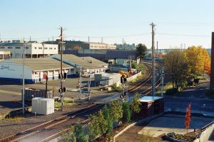 Downtown PDX: Railroad Home by neuroplasticcreative